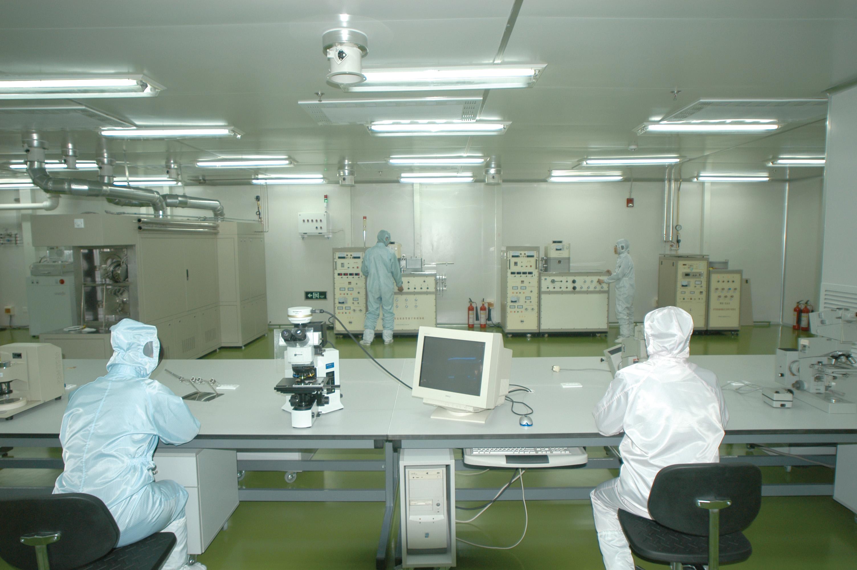 微电子工艺线